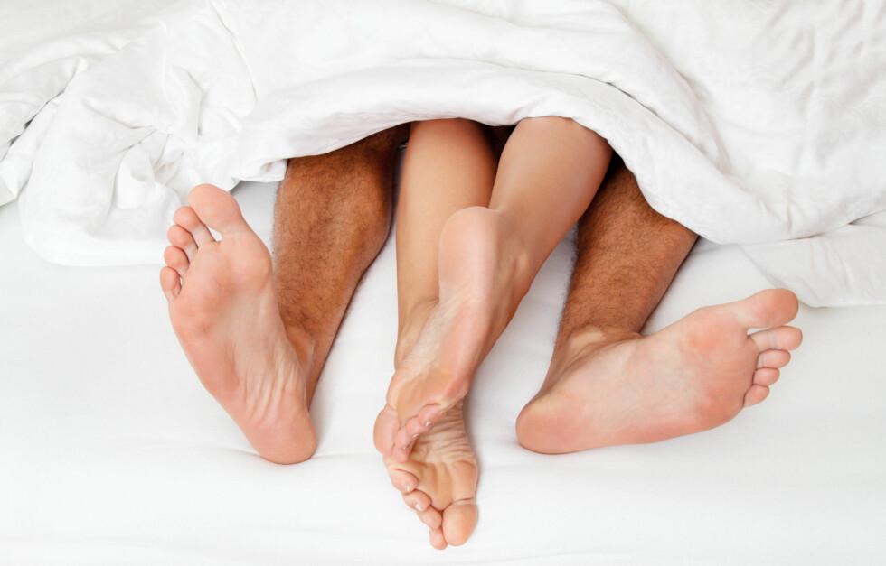 SEXTABBER: Å fake orgasme, ikke være ærlig og fokusere på alt annet enn samleiet er bare noen av sextabbene vi kvinner gjør.  Foto: Erwin Wodicka