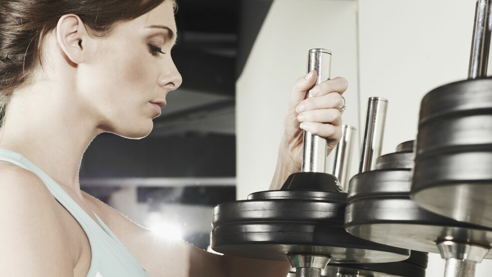MER MUSKLER: Ønsker du mer muskler? Da er kostholdet alfa omega! Foto: All Over Press