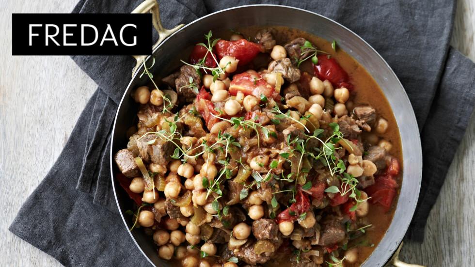 FREDAGSHYGGE: Enkel slowfood, og perfekt til fredagskvelden! Foto: All Over Press