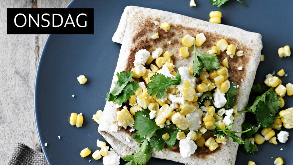 LUKSUS: Dette er virkelig vegetarmat i luksusklassen!  Foto: All Over Press