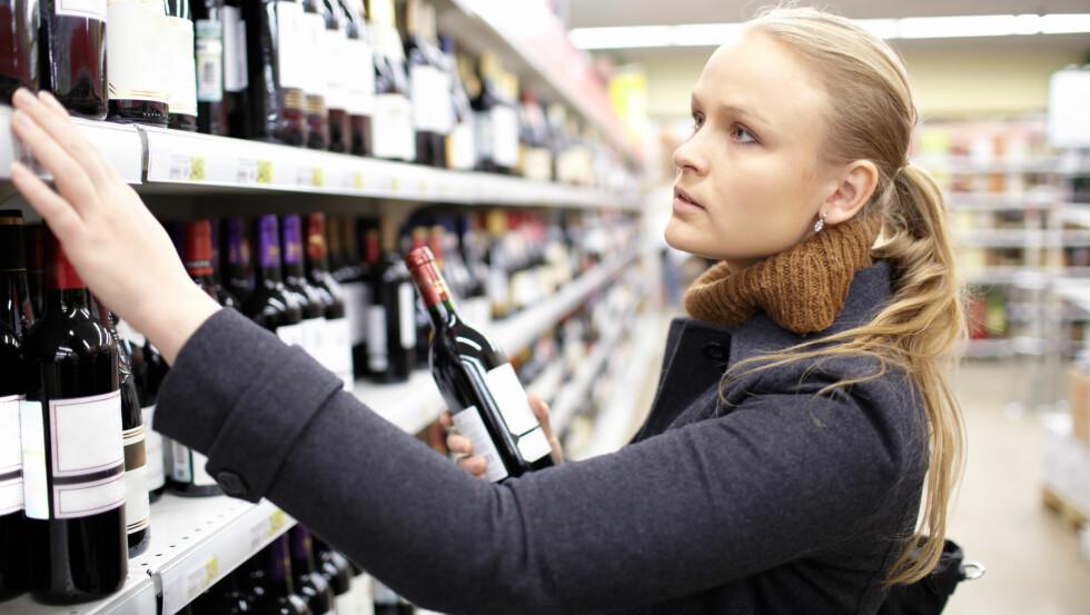 <strong>ALKOHOLINNTAK:</strong> Mens alkoholinntaket i Syd-Europa synker, stiger alkoholinntaket i Norge. I løpet av ett år blir det solgt omkring 66 millioner liter vin og 224 millioner liter øl.  Foto: danr13 - Fotolia