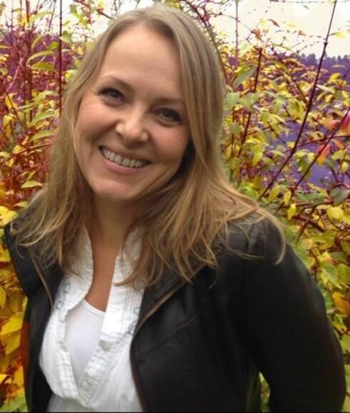 EKSPERTEN: Kristin Bjørge, som er ernæringsfysiolog og gründer av KB Ernæring Foto: Privat