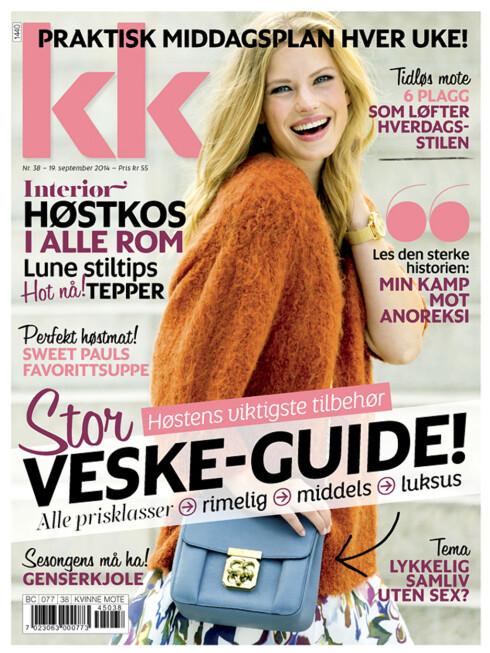 I KK 38: Saken er hentet fra KK 38, som er i salg fredag 19. september.