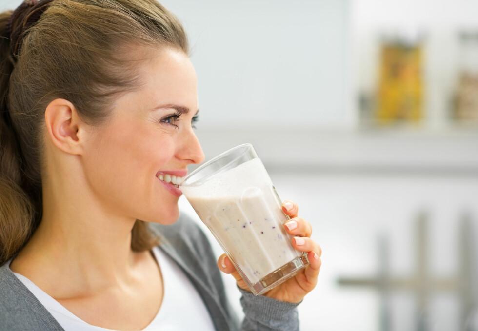 TEMPERATURSVINGNINGER: Ising forekommer som følge av at emaljen og tannbeinet ikke klarer å beskytte nerven fullstendig mot store temperatursvingninger utenfra - for eksempel når du drikker noe kaldt. Foto: Alliance - Fotolia