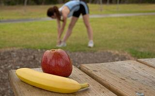 Riktig mat før og etter trening