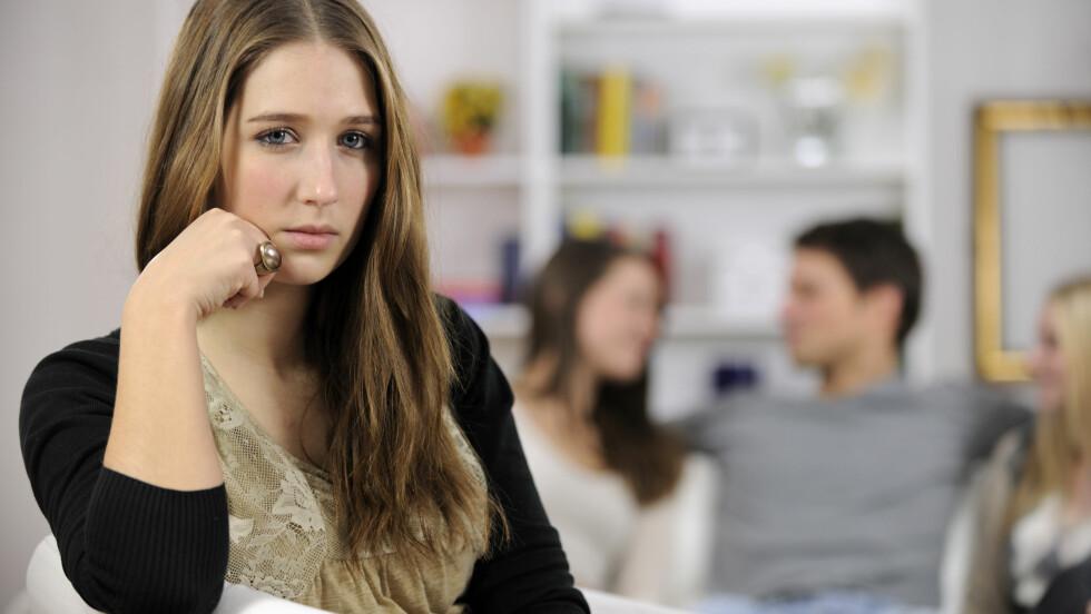 ULYKKELIG FORELSKET: Er du ulykkelig forelsket i en mann som ikke føler det samme for deg? Da bør du ifølge eksperten komme deg videre.   Foto: mangostock - Fotolia