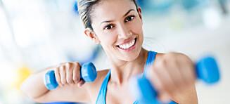 Slik bør du trene i 30-, 40- og 50-årene
