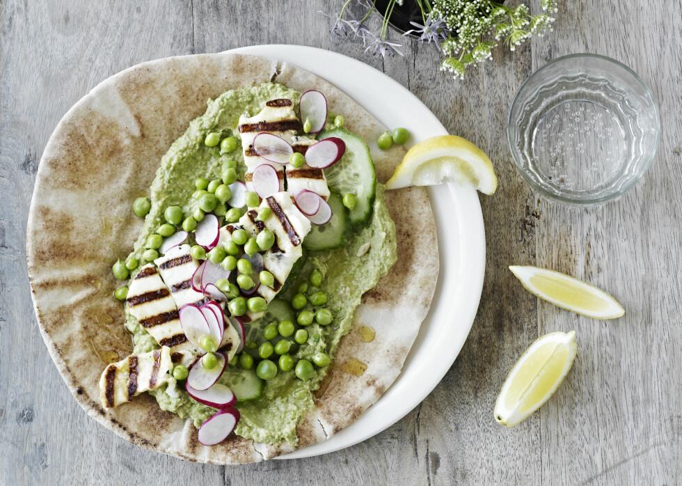 VEGETARRETT: Start uken med denne smakfulle middagen! Foto: All Over Press