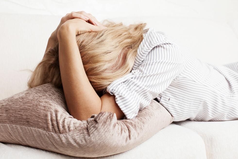 SLIPP DET UT: La deg selv sørge. Det er noe du må gjennom før eller siden uansett. Jo tidligere du når aksept, jo bedre. Foto: Tatyana Gladskih - Fotolia