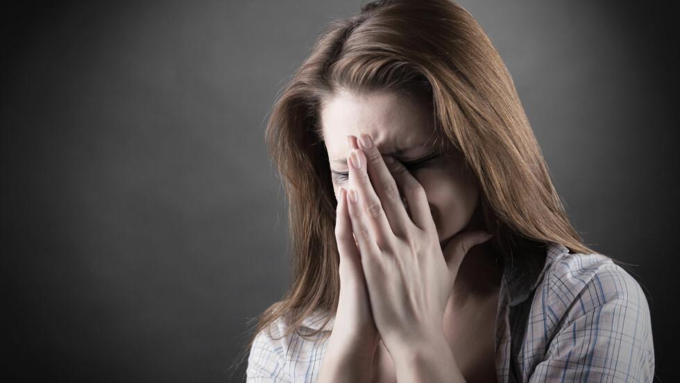 Å TAKLE SORG: Alle håndterer sorprosessen forskjellig. Likevel er det noen ting som kan være fine å huske på når det gjør aller mest vondt. Foto: Artem Furman - Fotolia