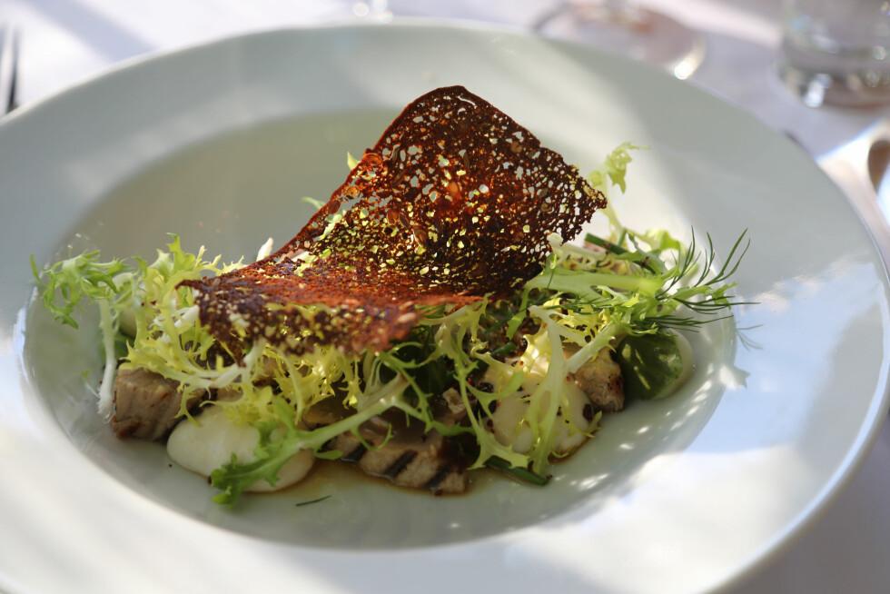 GODE MATOPPLEVELSER: Nyt deilig dansk mat i rolige omgivelser mellom sightseeing og shopping. Foto: Erik Valebrokk