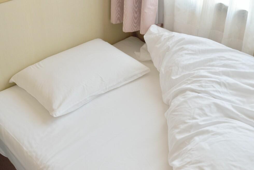 SØVNGJENGERI: De fleste tilfellene av søvngjengeri skjer like etter en har sovnet, da vi i dette tidsrommet er i en dyp søvn.  Foto: beeboys - Fotolia