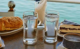 Her kan du trygt drikke vann fra springen