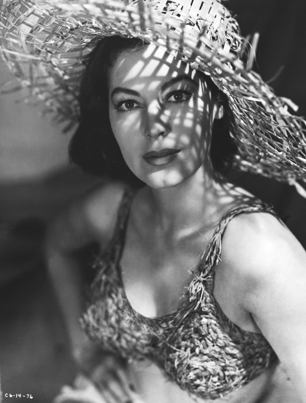 Ava Gardner (50-tallet) Foto: All Over Press