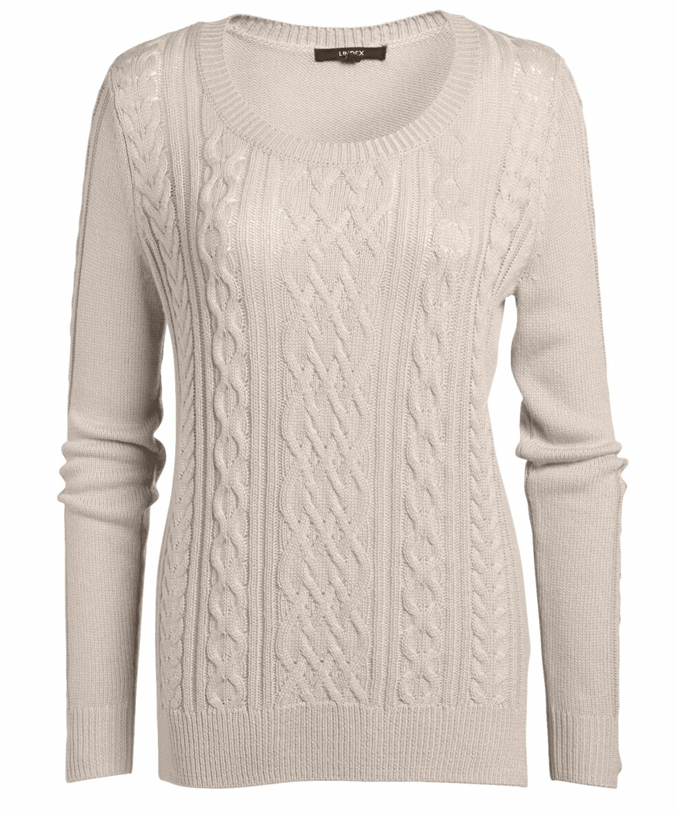 Sweater  Knitted sweater with round neck and pattern stitching on the front. Available in several colors. / Composition: 100% ACRYLIC / Sizes: XS - XL  Prices: GB  | SE 199 | NO 199 | FI 19.95 | EE 19.95 | LV 19.85 | LT 69 | CZ 499 | SK 19.95 | PL 79.9 | RU 999 | BA 39.95 | IS 3995 | HR 159 | SA  | AE  | CN  | RS 2290  Sales start: 2014-06-24