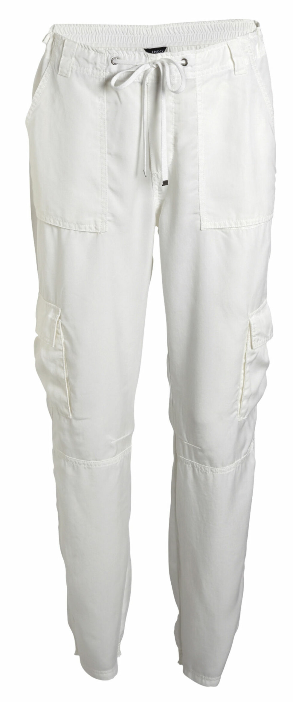 Cargo Trousers  Trousers with loose fit. Elasticized drawstring waist and elasticized at the ankles. Pocket at the front, back and knee. Belt loop waist. Inside leg measures 75 cm in size 38. / Composition: 100% LYOCELL / Sizes: 34 - 44  Prices: GB  | SE 299 | NO 299 | FI 34.95 | EE 34.95 | LV 34.95 | LT 129 | CZ 899 | SK 34.95 | PL 129 | RU 1799 | BA 59.95 | IS 5995 | HR 229 | SA  | AE  | CN  | RS 3490  Sales start: 2014-08-11