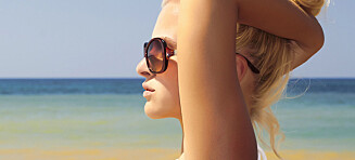 Har du blitt solbrent i hodebunnen?