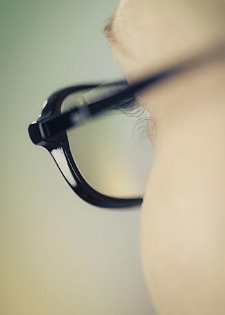 UKART SYN: Et av flere symptomer. Foto: All Over Press