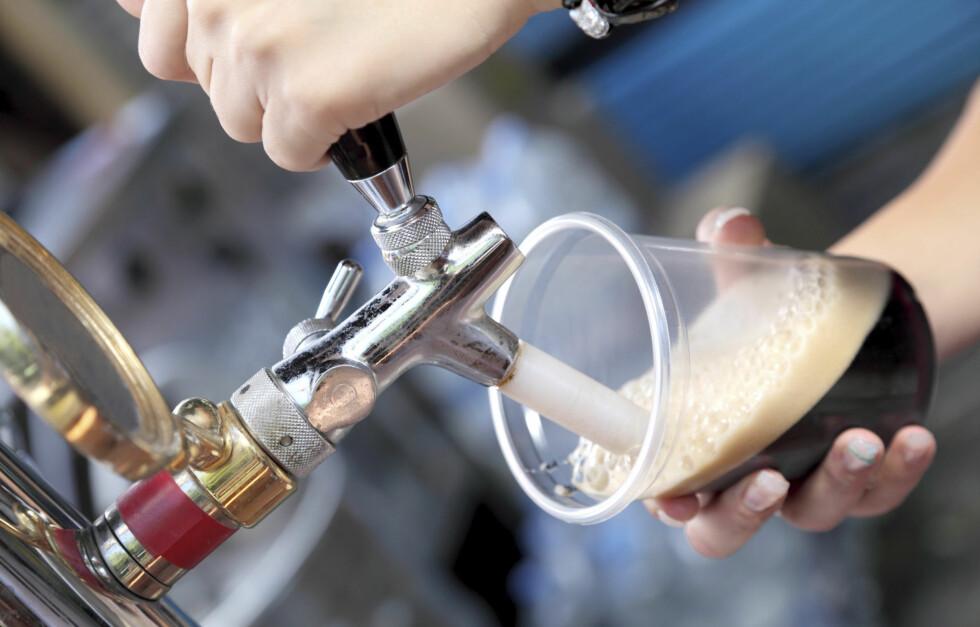 VELG ALKOHOLFRITT: Selv om alkoholholdig øl ikke er så bra - hverken før eller etter trening, kan alkoholfritt øl være akkurat hva du trenger! Foto: Fotolia