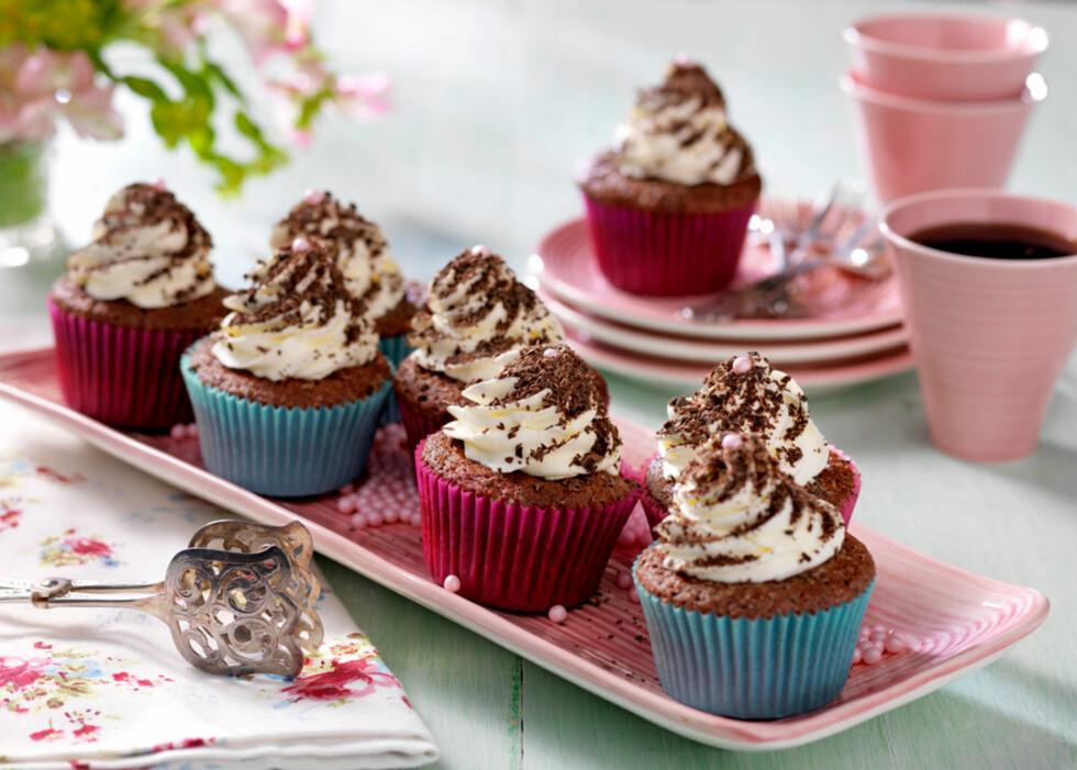 Magiske muffins