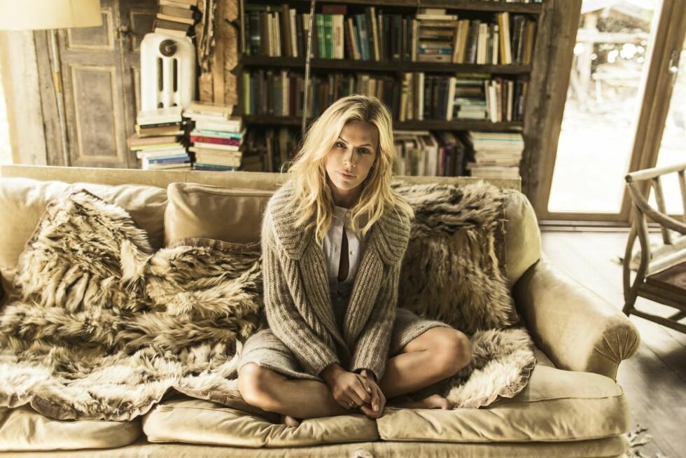 DRØMTE OM DET ENKLE LIV: Gunhild så for seg et liv i en liten leilighet, slik ble det ikke. Foto: Isabel Watson