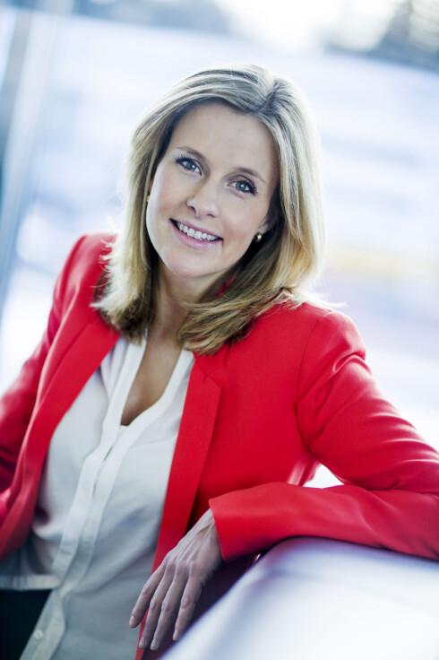 <strong>EKSPERTEN:</strong> Forbrukerøkonom i Storebrand, Kristina Picard deler sine beste tips til hva du bør gjøre med skattepengene. Foto: Bo Mathisen