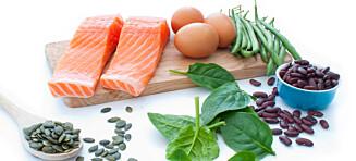 Så mye protein kan du spise