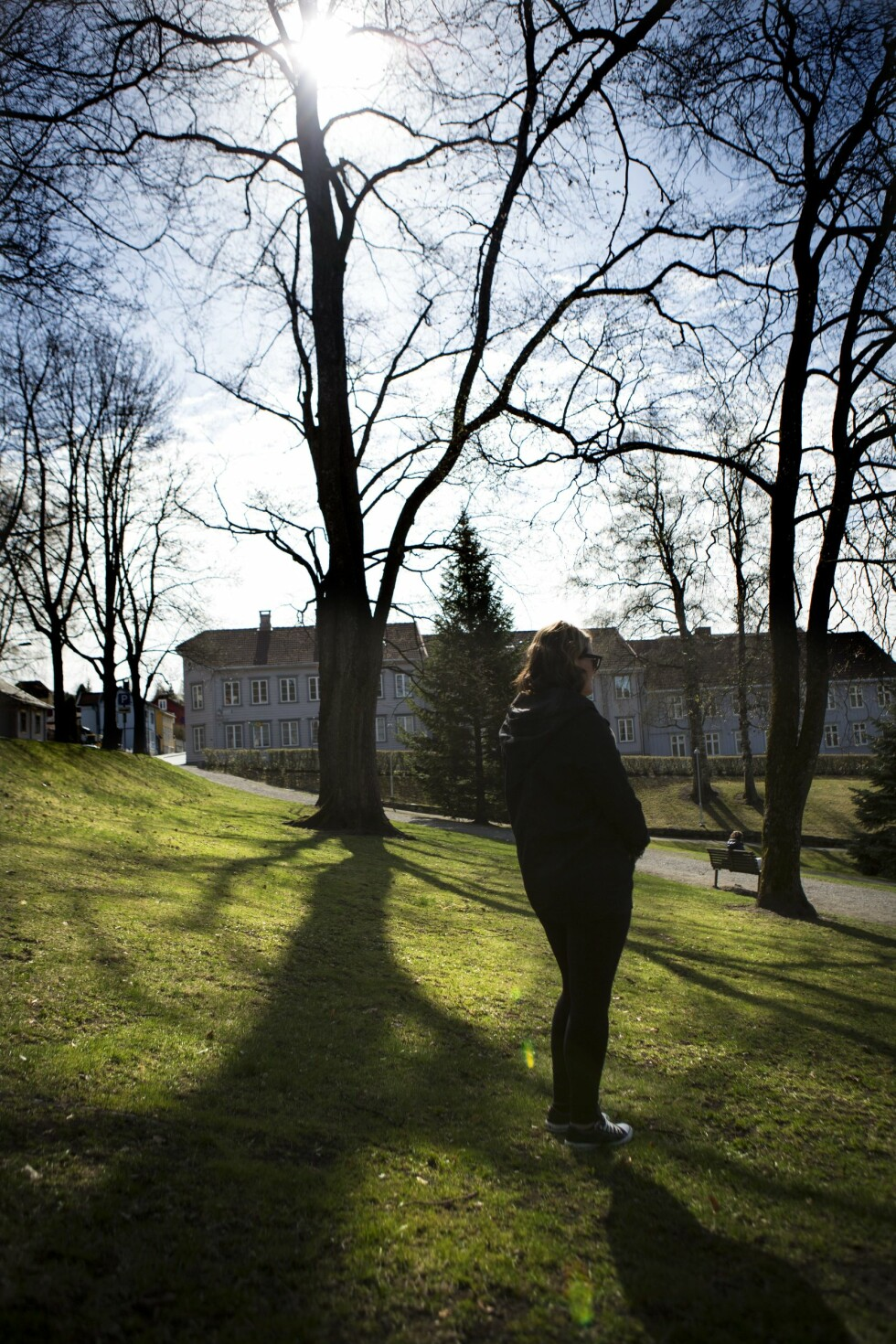 MISBRUKT: Eline ble misbrukt av sin egen mor, og satt på gaten da hun var 12 år gammel. Foto: Charlotte Wiig / All Over Press Norway