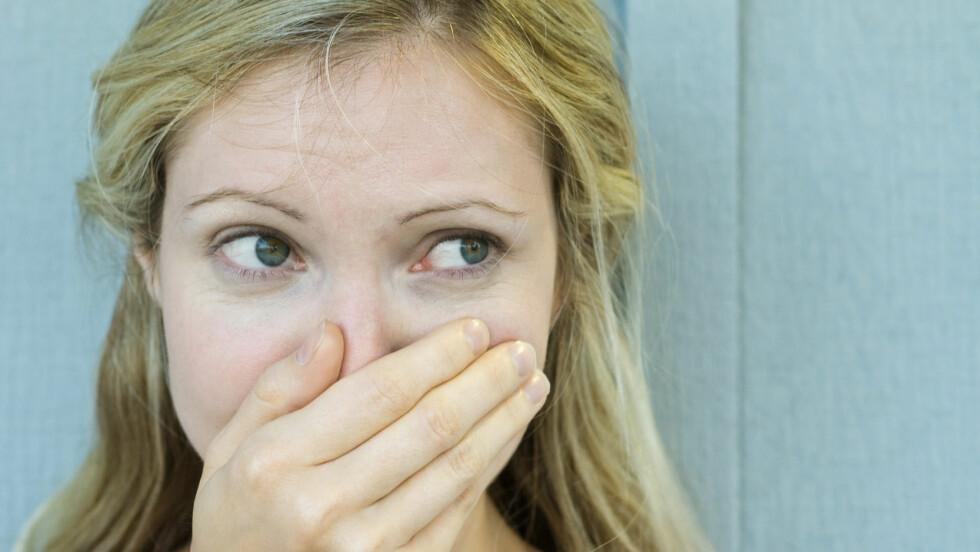 SJENERENDE SYMPTOMER: Opp mot 15 prosent av alle norske kvinner i fruktbar alder, kan ha tilstanden som gjør at de blant annet får uren hud og hårvekst i ansiktet.  Foto: All Over Press
