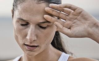 Sover du dårlig og svetter mye?