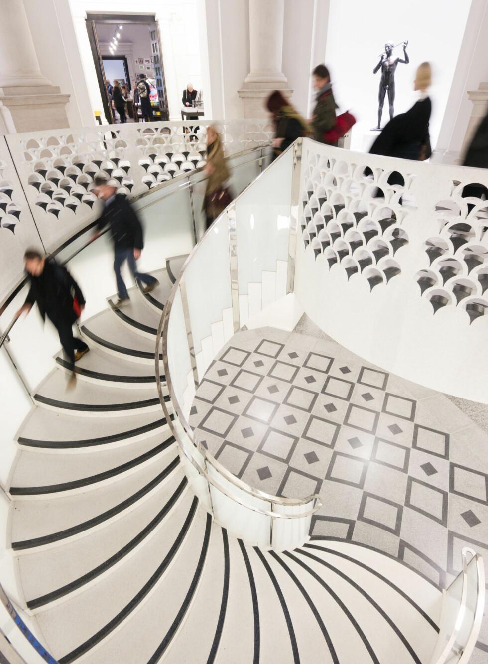 Tate Britain art gallery, London. Foto: REX/David Pearson/All Over Press