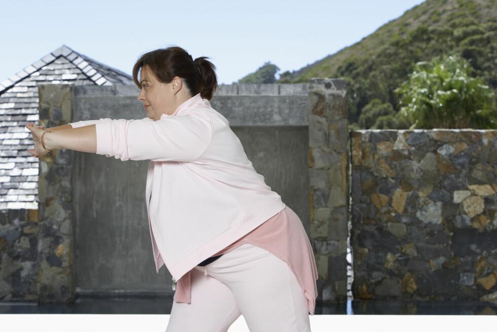 NED I VEKT: Pasienter som har svært høy BMI, anbefales å gå noe ned i vekt før de opereres. Foto: All Over Press