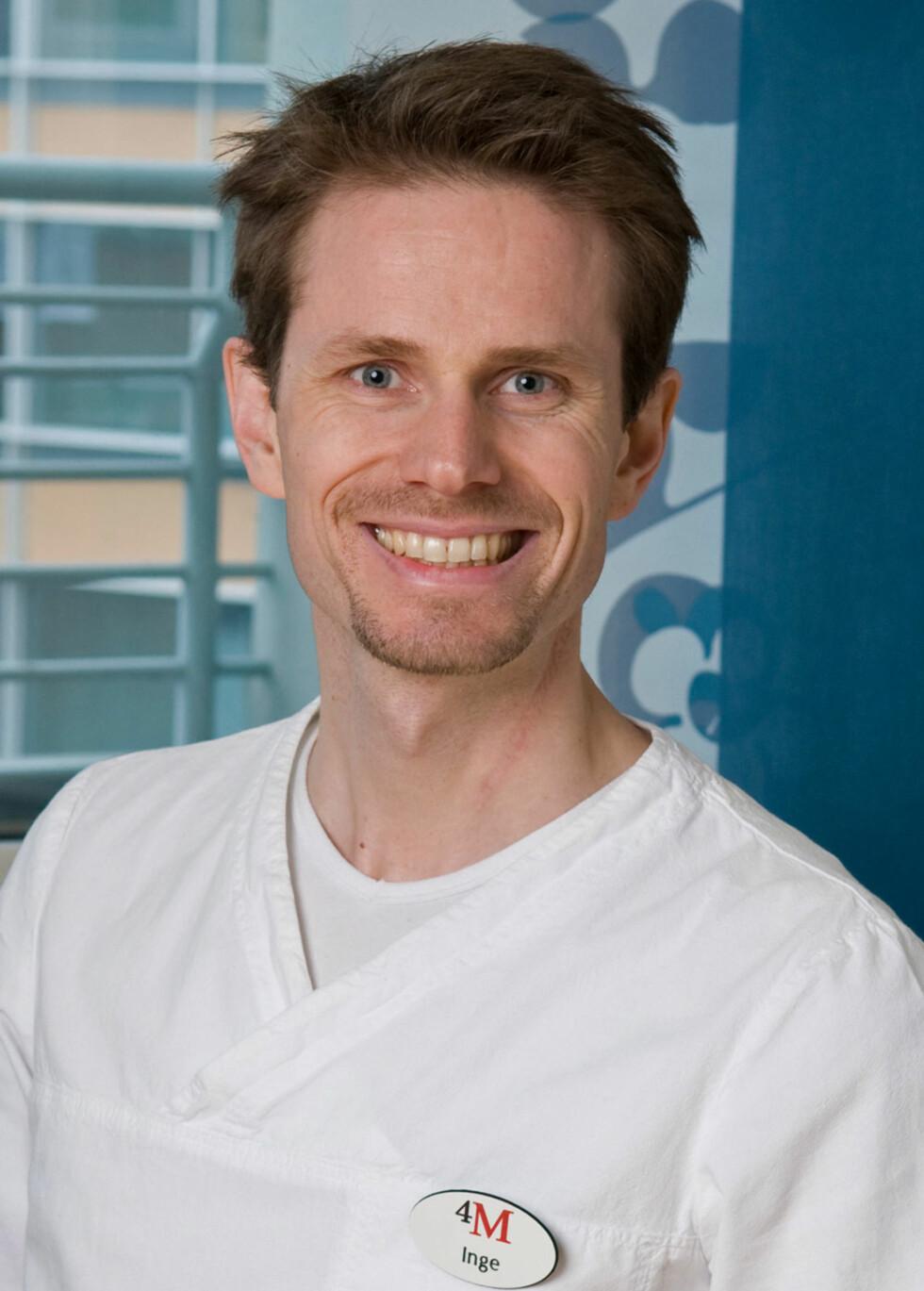 Klinisk ernæringsfysiolog Inge Lindseth ved 4M-klinikken/Balderklinikken