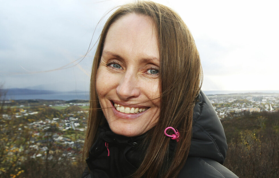MISS FIKK MS: – Det var skremmende, men likevel en slags lettelse å få vite sikkert hva det var, sier Helle Hansen om da hun fikk diagnosen for to år siden. Foto: Helge Grønmo/Alloverpress