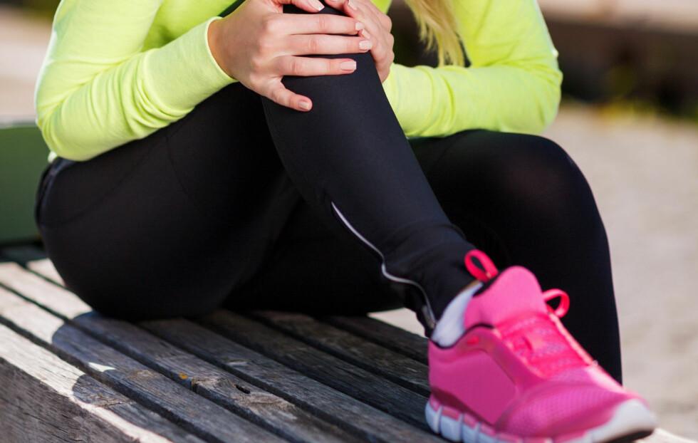 IKKE GLEM Å TØYE: Det gir ikke bare større velvære, men er svært viktig for å forebygge mot skader.  Foto: Fotolia
