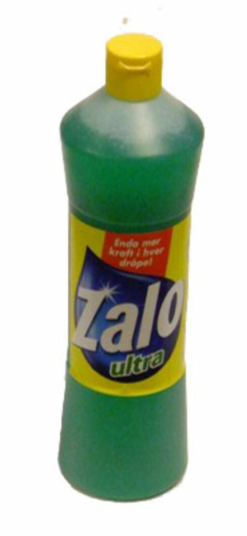 PERFEKT Å FJERNE SMINKEFLEKKER MED: Siden sminke blant annet består av fett, vil gjerne Zalo kunne ta knekken på det, ifølge Ingun Grimstad Klepp, tekstilekspert og forskningsleder ved Statens institutt for forbruksforskning (SIFO).
