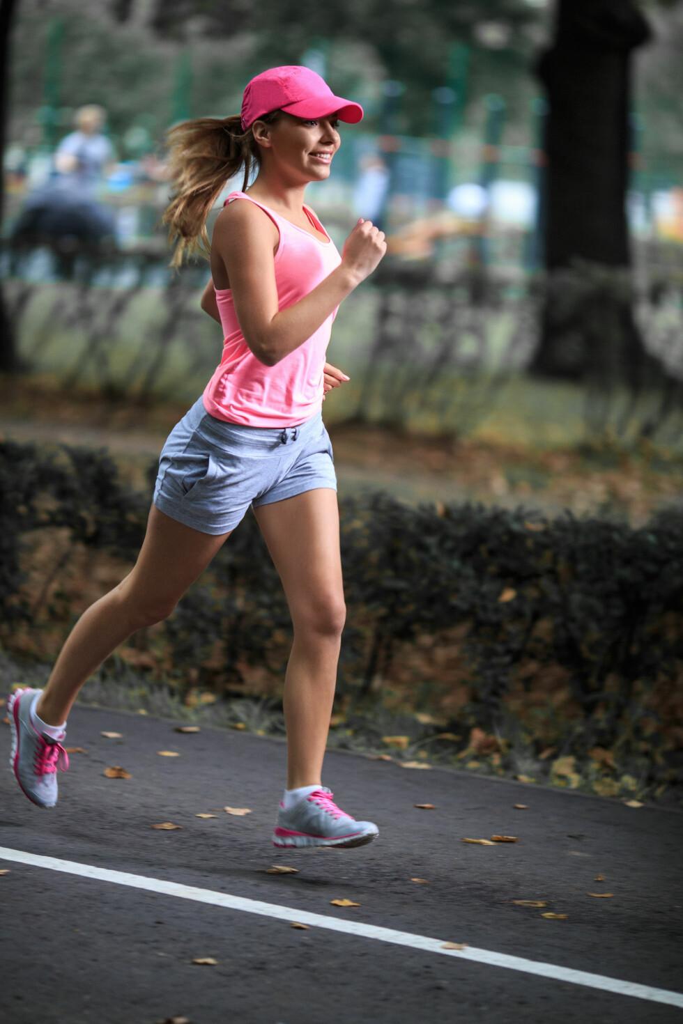START SAKTE: Nøkkelen for alle som er nybegynnere på løping, er faktisk å løpe sakte nok! Foto: Deklofenak - Fotolia