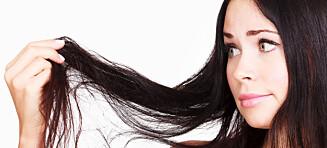 Er håret ditt flatt og livløst?