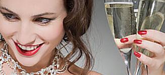 Derfor er champagne sunt