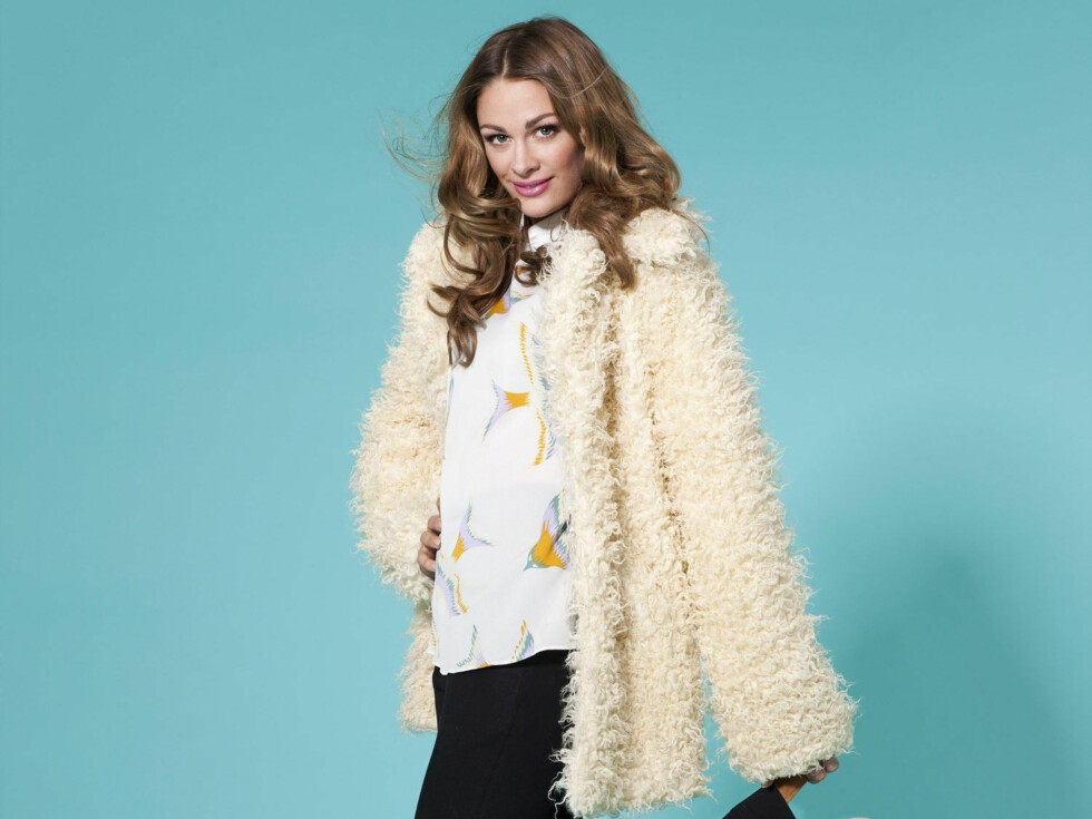 DESIGNER IGJEN: Jenny Skavlan har tidligere hatt suksess med sine designsamarbeid med Bik Bok. I tillegg har hun skrevet bok om hvordan du kan sy om dine egne klær.