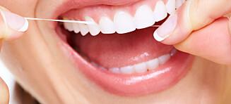 Derfor bør du velge riktig tanntråd