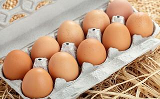 Så mange egg kan du faktisk spise