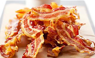 Slik får du perfekt bacon