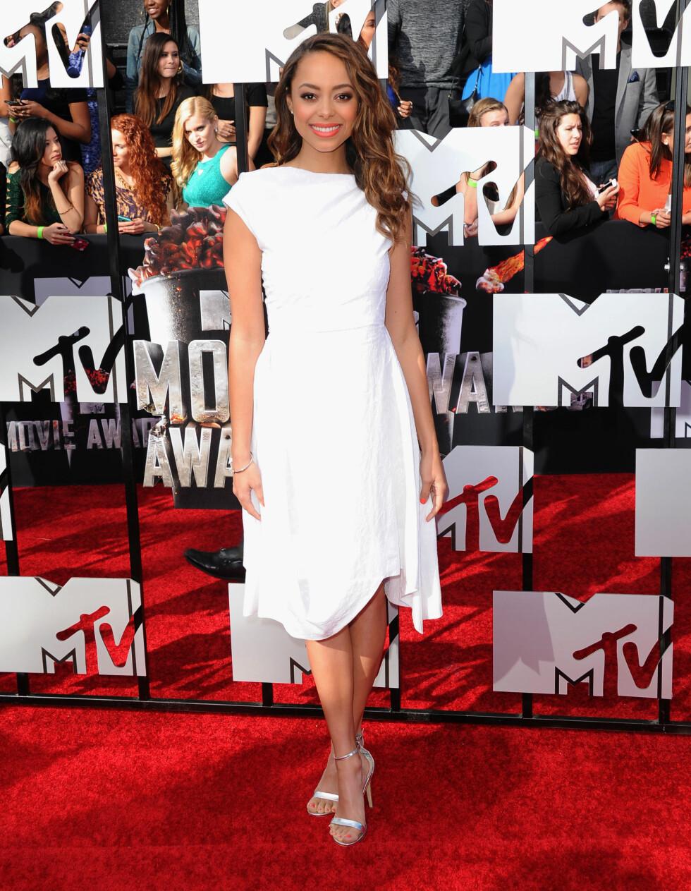 MTV: Amber Stevens          Foto: insight media/All Over Press