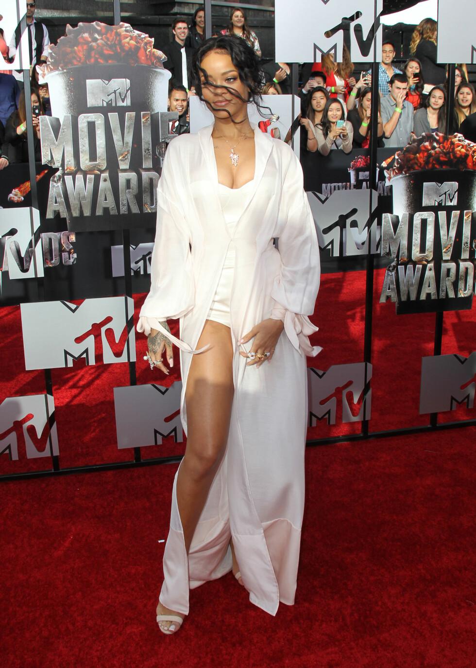 MTV: Rihanna  Foto: Jen Lowery / Splash News/ All Over Press