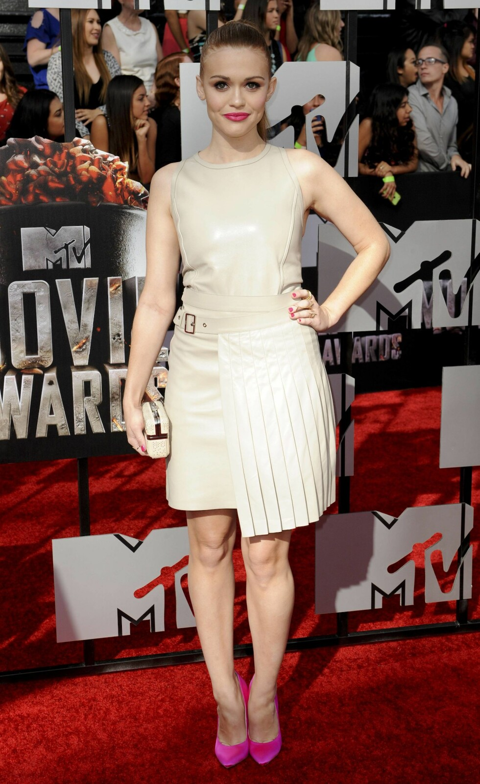 MTV: Holland Roden  Foto: imago/PicturePerfect/ All Over Press