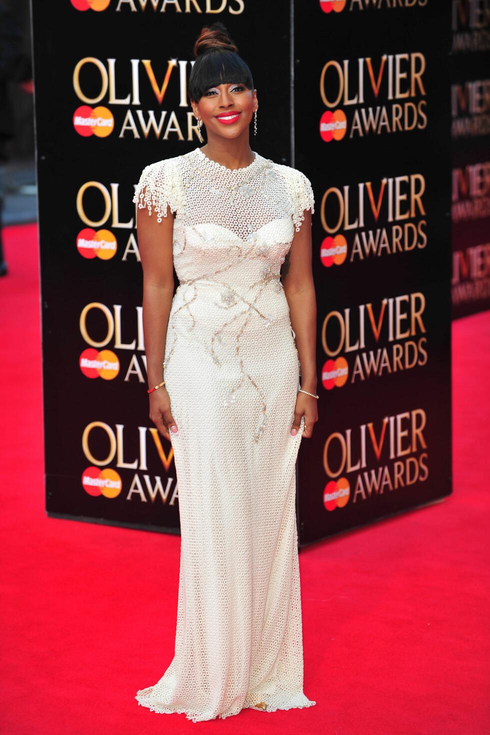 Laurence Olivier Awards: Alexandra Burke Foto: Reimschuessel / Splash News/ All Over Press