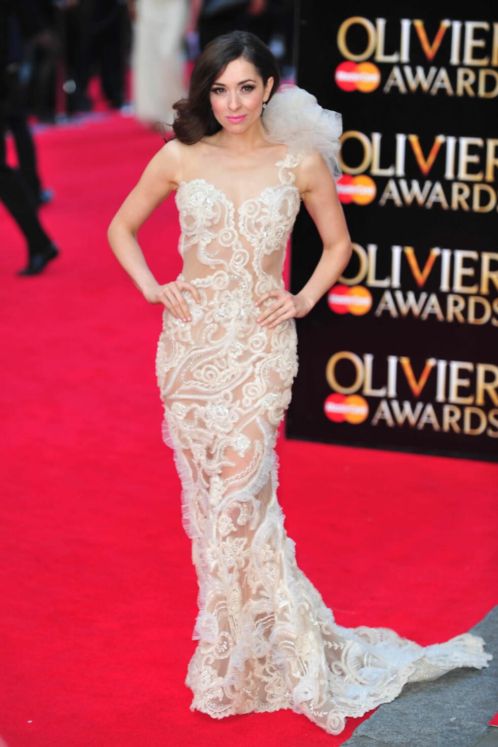 Laurence Olivier Awards: Zrinka Cvitesic Foto: Reimschuessel / Splash News/ All Over Press