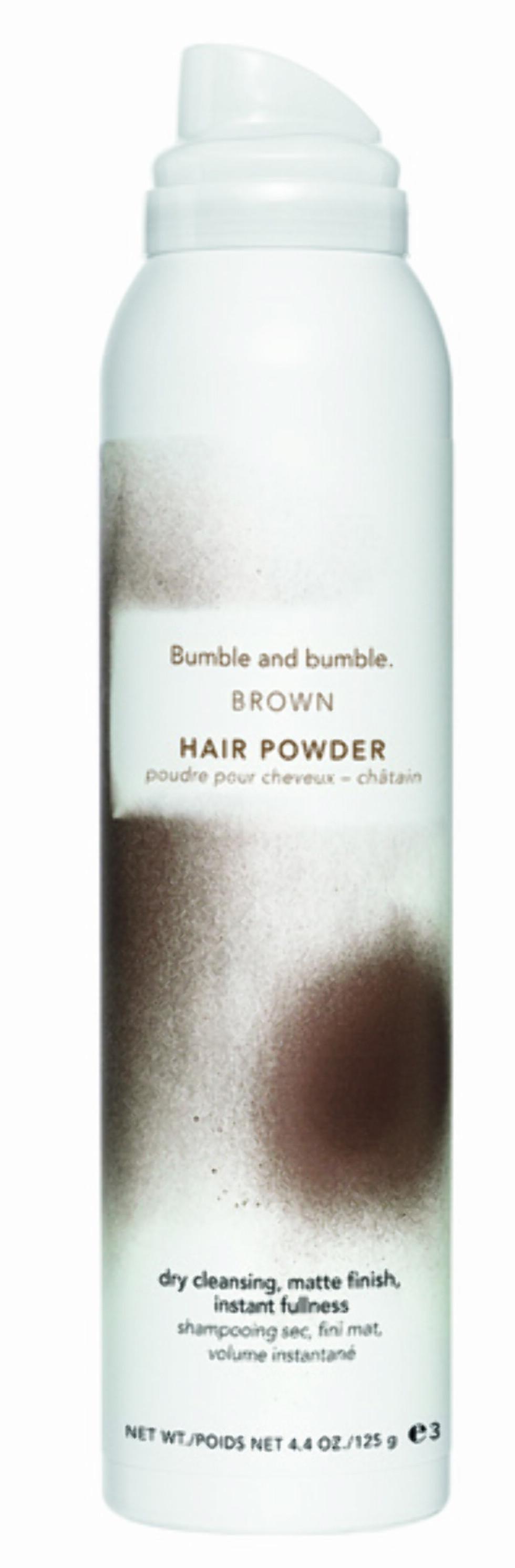 Hårpudder for brunetter fra Bumble and bumble. Kommer i to størrelser: 28 g, kr 235 og 125 g, kr 423.