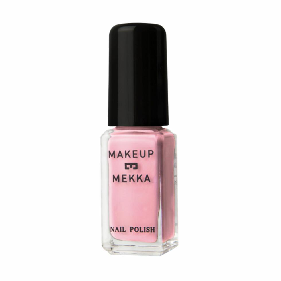 Baby Pink fra Makeup Mekka, kr 25.